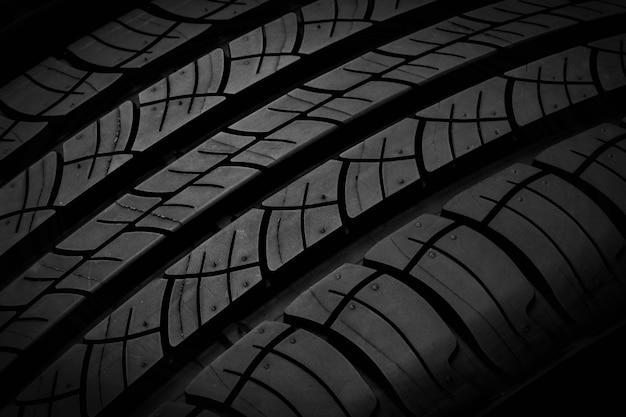 Textura do pneu