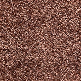 Textura do tapete marrom