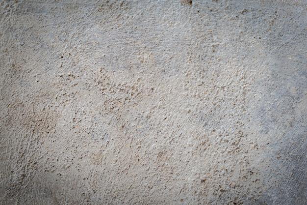 Textura do velho muro de concreto sujo e design vintage