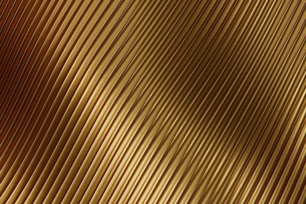 Textura dourada abstrata criativa