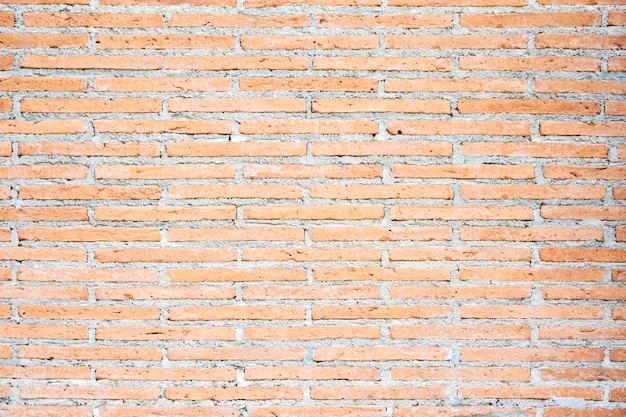 Textura e fundo da parede de tijolo.