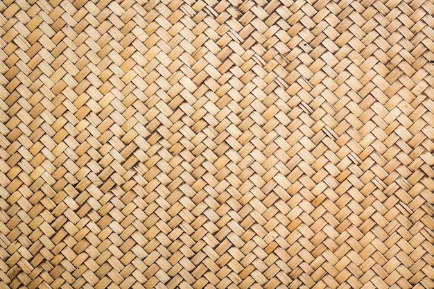 Textura e fundo de bambu