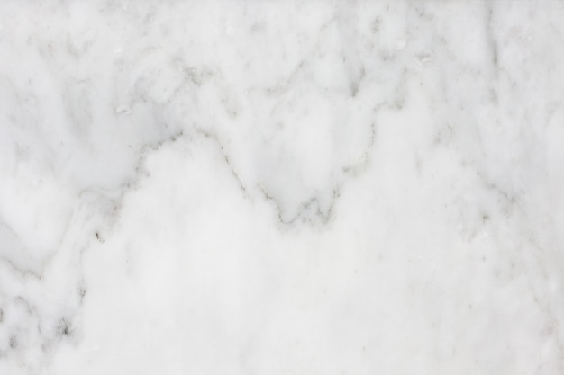 Textura e fundo de mármore brancos para a arte finala do teste padrão do projeto.