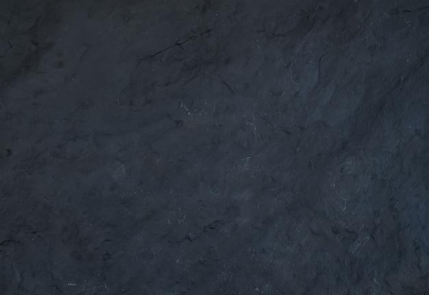 Textura e fundo naturais pretos da pedra da ardósia.