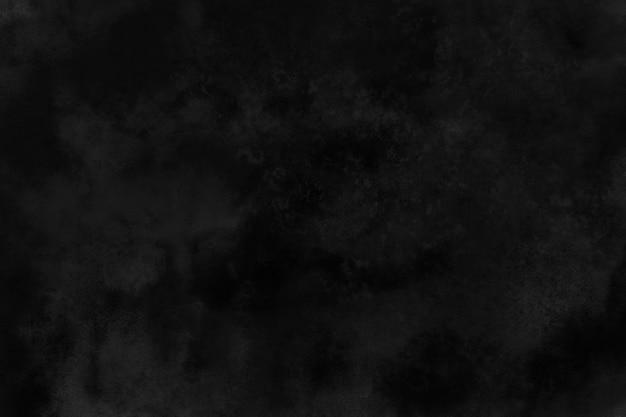 Textura grunge com tinta preta