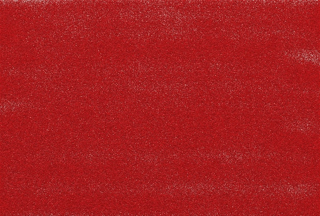Textura horizontal de fundo de parede de estuque vermelho