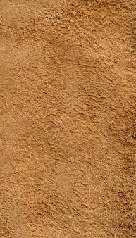 Textura interna da pele em fibras