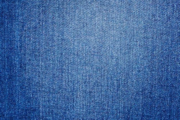Textura jeans azul jeans close-up vista superior