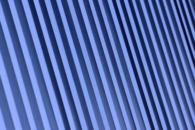 Textura listrada cor azul da parede