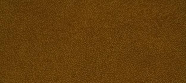 Textura marrom em couro