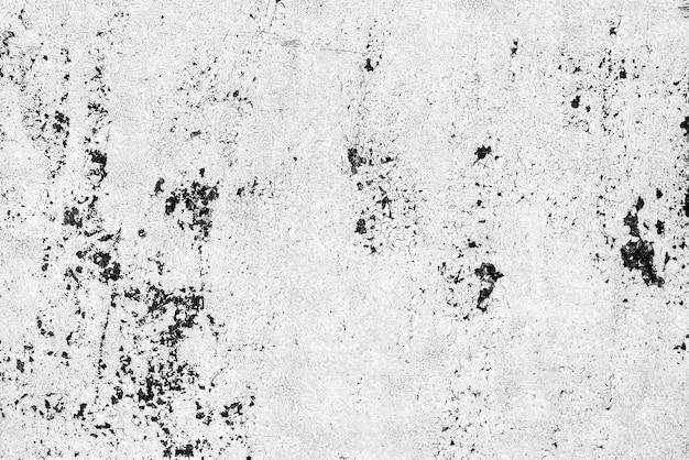 Textura, metal, parede, plano de fundo. textura de metal com arranhões e rachaduras
