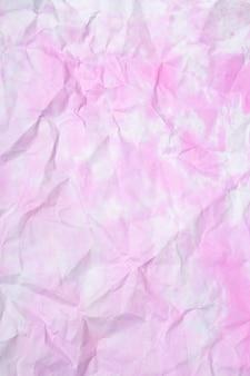 Textura ou fundo de papel amassado detalhado