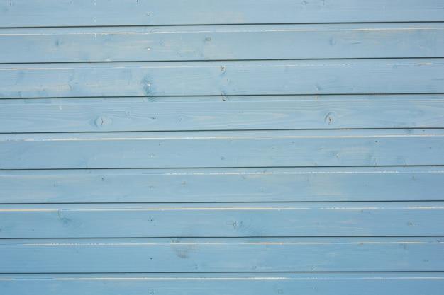Textura ou fundo de parede de madeira pintada velha