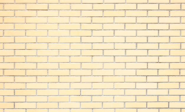 Textura ou fundo de parede de tijolo branco