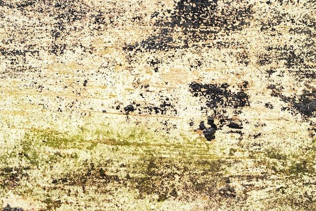Textura, parede, concreto, pode ser usado como pano de fundo. fragmento de parede com arranhões e rachaduras Foto Premium