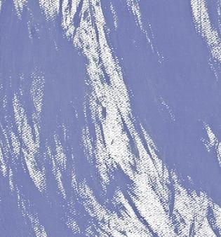 Textura pastel de cor azul neutro pintura acrílica fundo abstrato original orgânico feito à mão