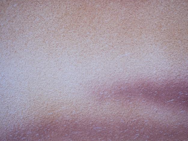 Textura plana de tinta marrom