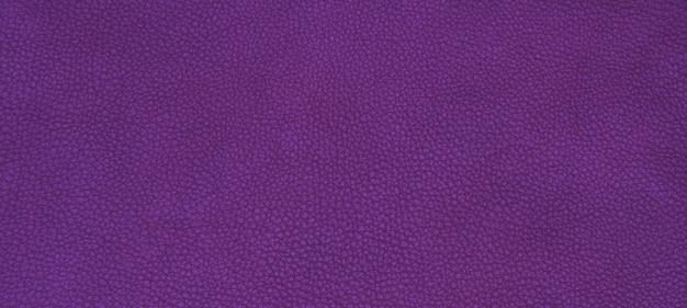 Textura roxa de couro