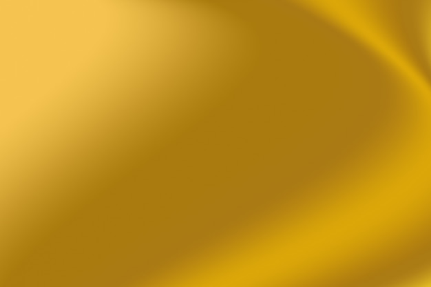 Textura suave de cor gradiente de ouro ondulado como fundo de elementos de design decorativo abstrato