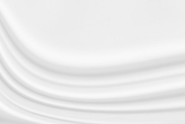 Textura suave de ondas de pano