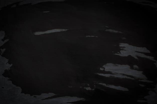 Textura suja de grunge preto. o giz abstrato friccionou para fora no fundo do quadro-negro ou do quadro.