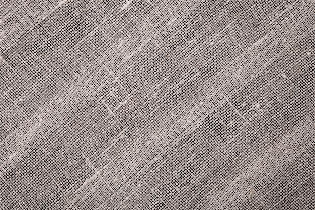 Textura têxtil natural