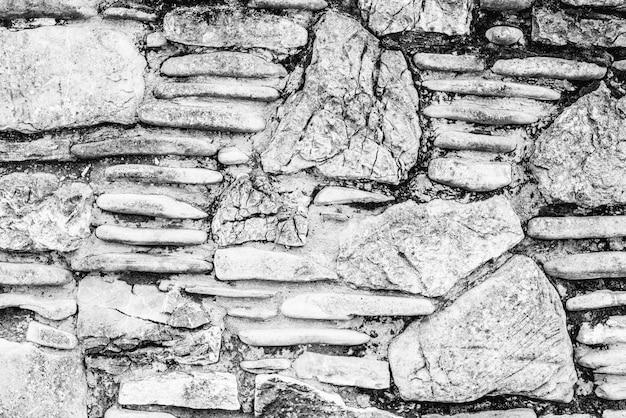 Textura, tijolo, fundo da parede. textura de tijolos com arranhões e rachaduras