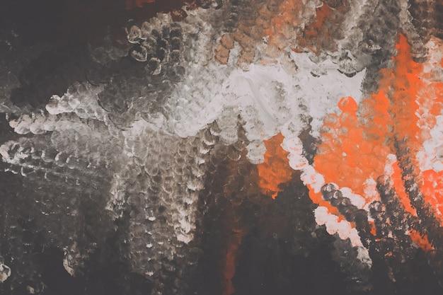 Textura vazia do grunge colorido. imagem de meio-tom brilhante. cores escuras profundas modernas