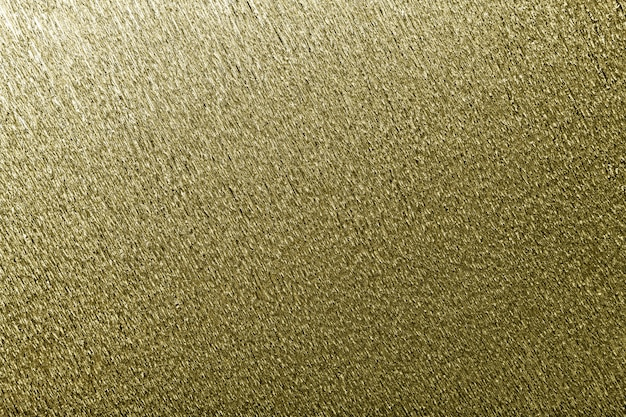 Textural do papel ondulado ondulado dourado, close up.