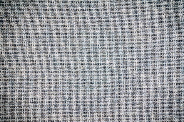 Texturas de algodão cinza
