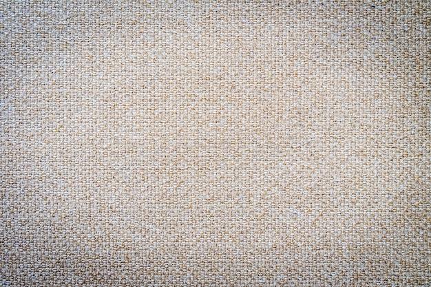 Texturas de algodão de lona
