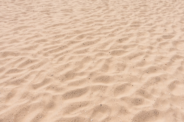 Texturas de areia vazia