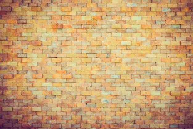 Texturas de fundo de parede de tijolo