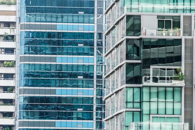 Texturas de padrão de janela para plano de fundo