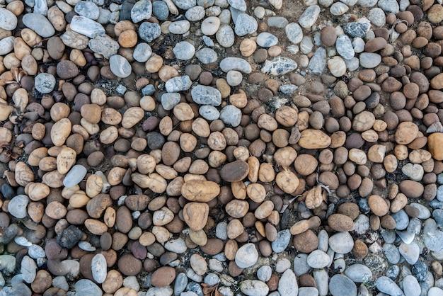 Texturas de padrões de texturas de pedra e rocha
