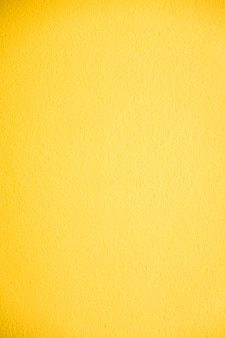 Texturas de parede de concreto amarelo