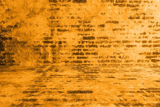 Texturas e fundo da parede de tijolo vintage
