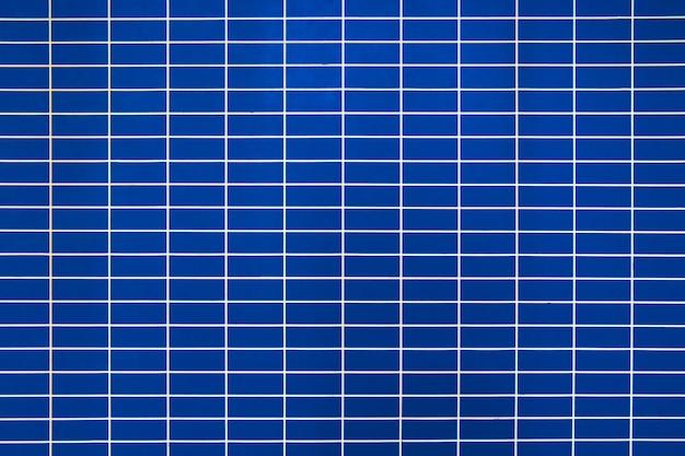 Texturas e padrões de paredes de mármore azul são um padrão de grade.