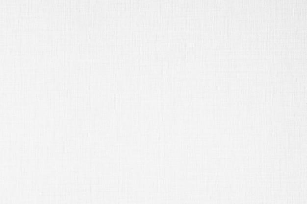 Texturas e superfície abstratas brancas do papel de parede da lona da cor