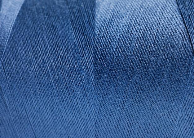 Thread em um rolo close-up