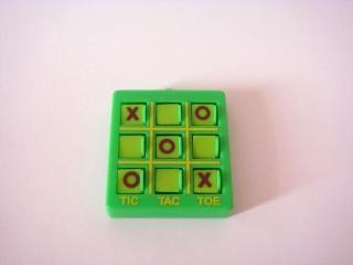 Tic tac toe, jogo, caixa