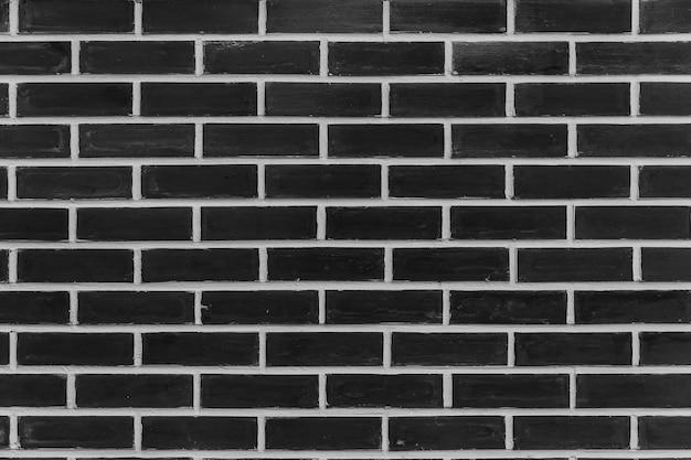 Tijolo de parede preto