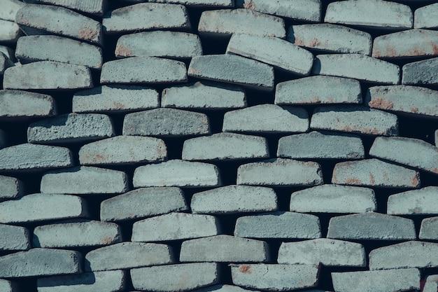 Tijolos de pedra para construção