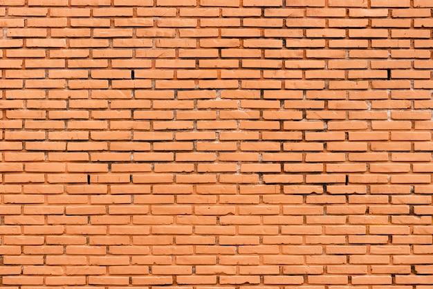 Tijolos em um design de textura urbana de parede