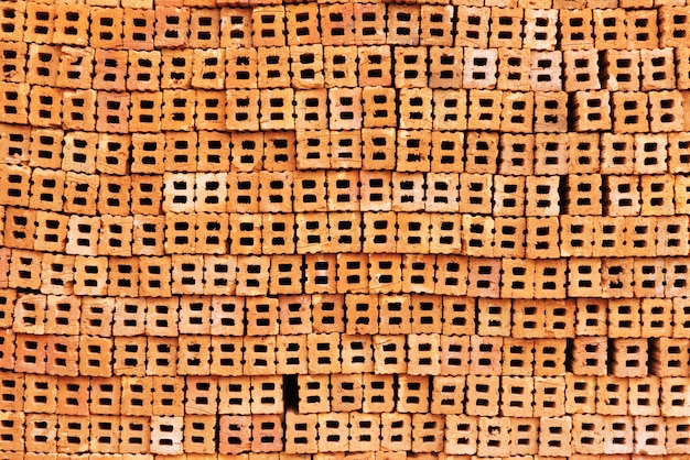 Tijolos matriz juntos padrões de fundo