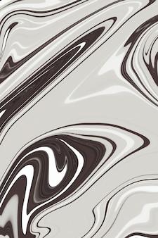 Tinta acrílica de redemoinho de arte fluida