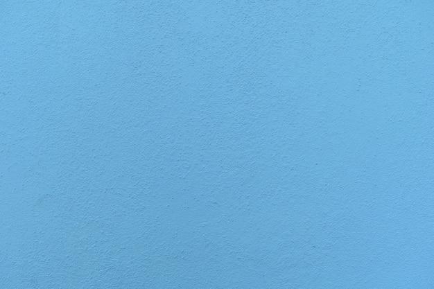 Tinta azul na parede de cimento velho para plano de fundo