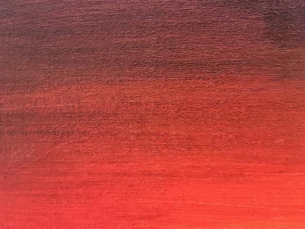 Tinta de close-up em tela