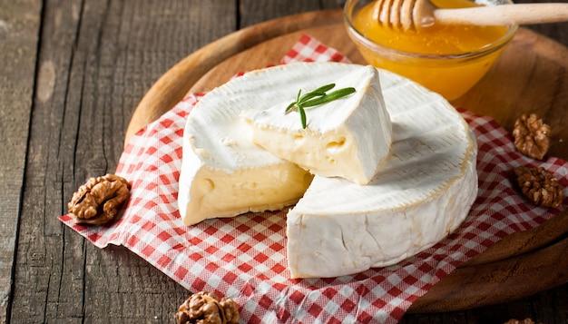 Tipo de queijo brie.
