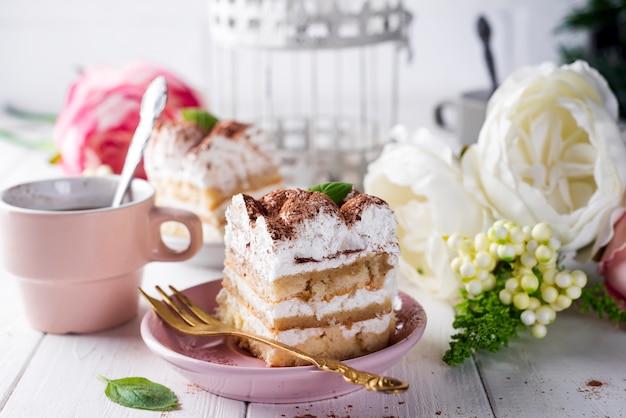 Tiramisu, tradicional sobremesa italiana